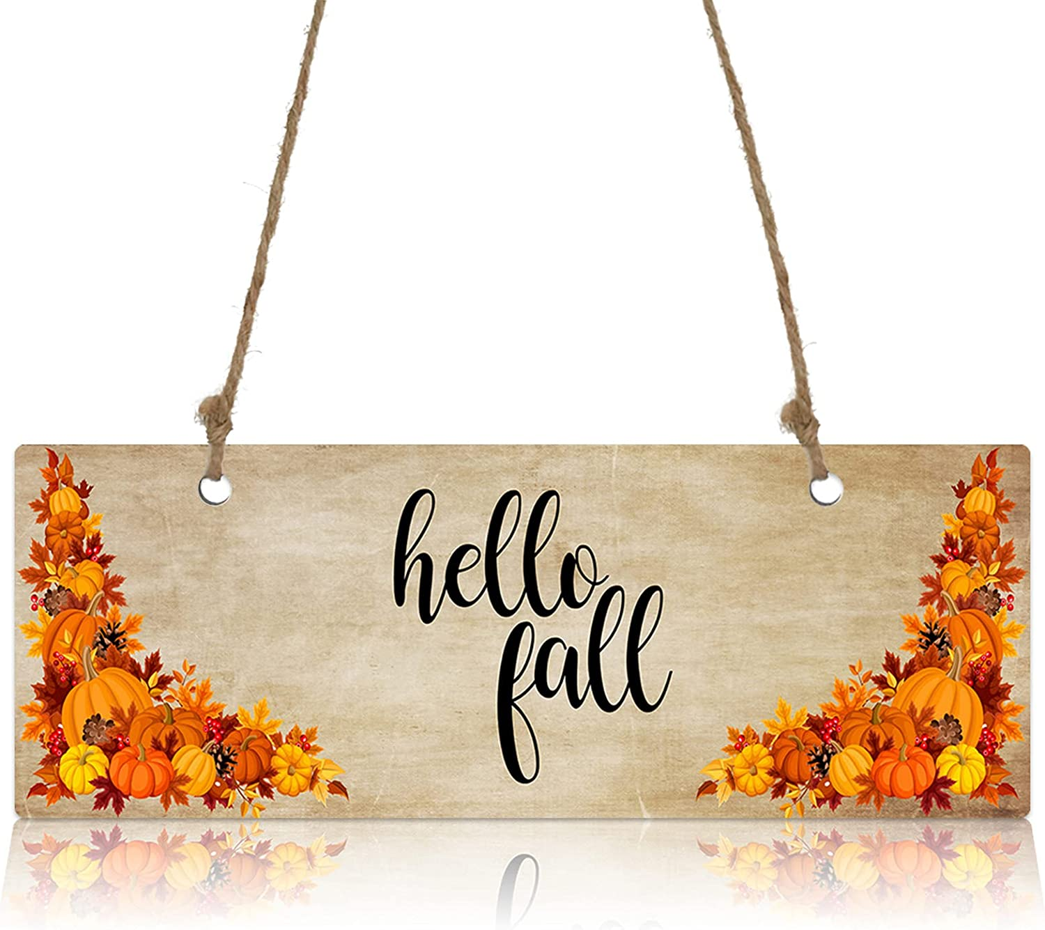 Wall Sign Wood Plaque Farm Pl Seattle Mall Welcome Thanksgiving Autumn 2021new shipping free shipping Wooden