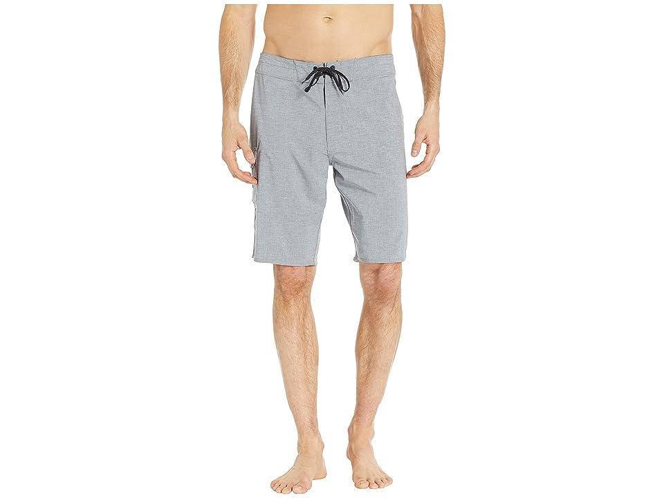 Billabong All Day Pro 20 (Grey Heather) Men's Swimwear, Gray