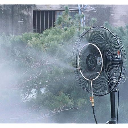 O2 Cool Deluxe Misting Fan (Grey). : Amazon.in: Garden & Outdoors