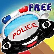 Police Car Hero : The Cartoon 911 Traffic City Fun Race - Free Edition