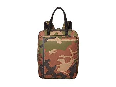 Herschel Supply Co. Travel Tote (Woodland Camo) Tote Handbags