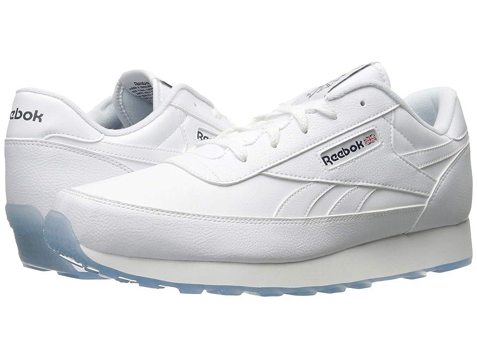 a6ce1c61f6d Reebok Classic Renaissance (US-White Collegiate Navy A1 Ice) Men s Shoes