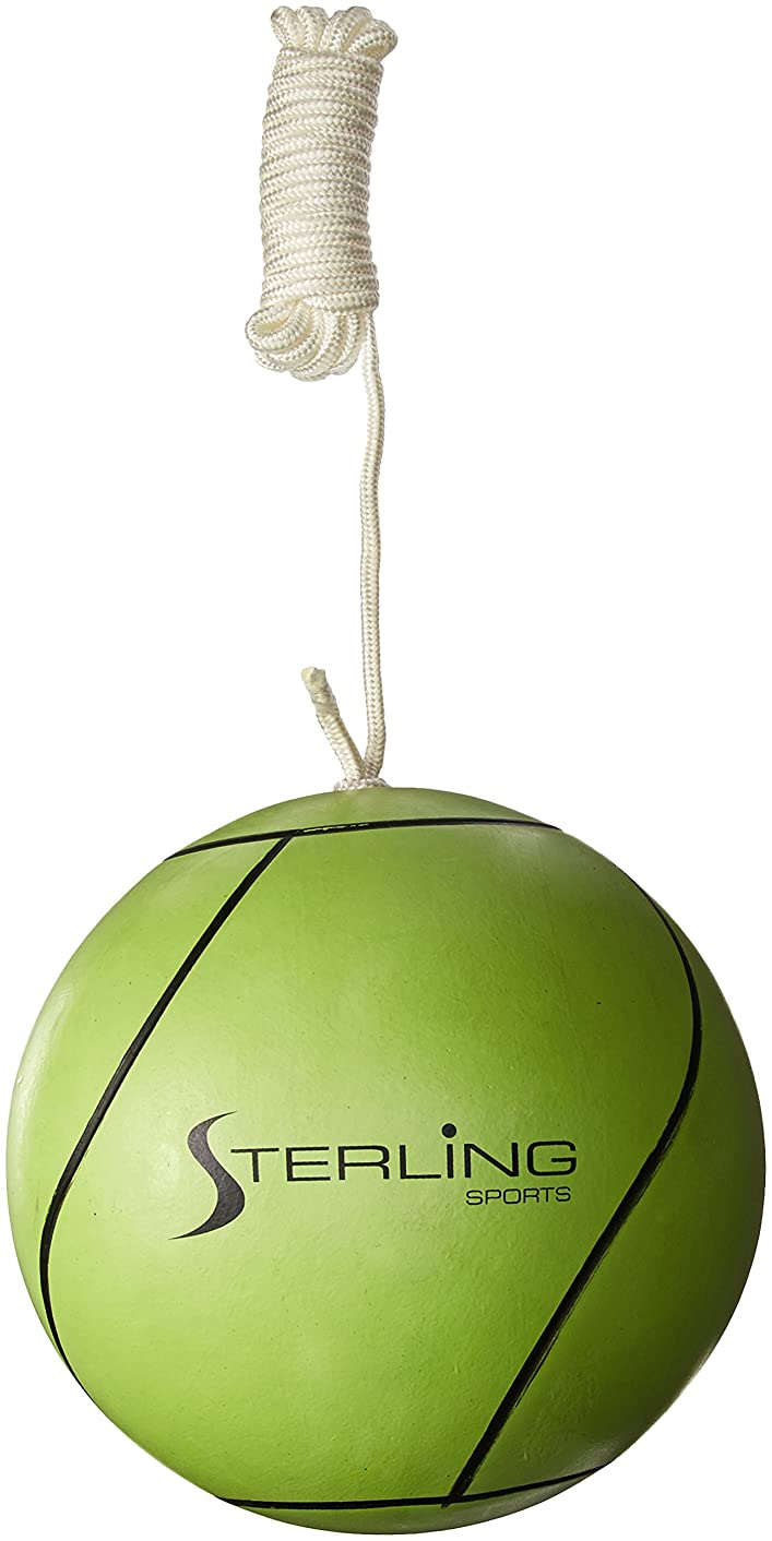 Sterling Sports Neon Tetherball Game, Green, One Size