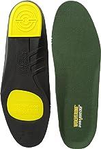 (15, Black) - Men's Wolverine Durable Durashock Cushion Insoles