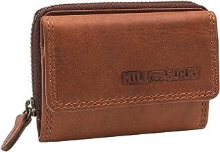 Hill Burry Cartera de Cuero de Pequeño | Billetera - Monedero de Minimalista de Compacto | Carteras de Crédito - Bolsillo ...