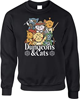 Dungeons and Cats Jumper