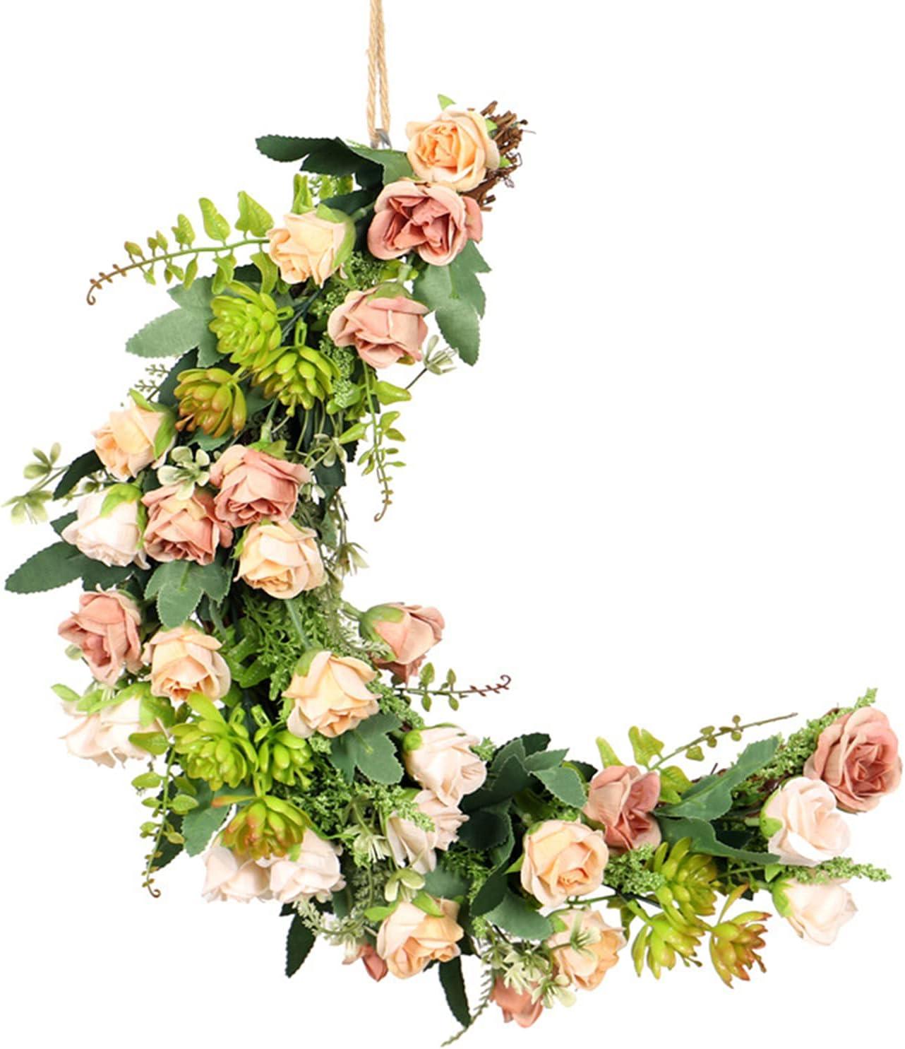 Fomgeely Wedding Flower Swag Arch Superior Shofar Vine Ranking TOP9 Decoration