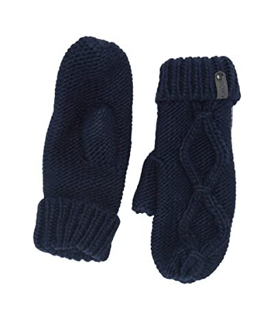 Roxy Winter Mittens (Medieval Blue) Ski Gloves