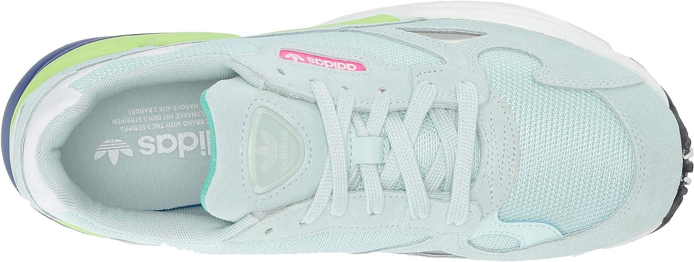 adidas Originals Falcon, Zapatillas para Correr para Mujer Ice Mint Ice Mint Black