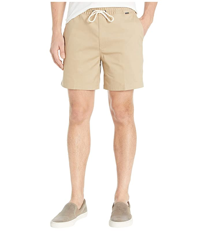 Hurley  17 One Only Stretch Volley (Khaki) Mens Swimwear