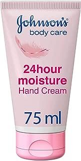 JOHNSON'S, Hand Cream, 24 HOUR Moisture, 75ml