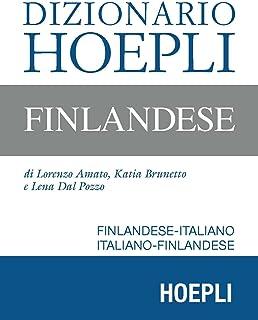 Dizionario Hoepli finlandese. Finlandese-italiano, italiano-