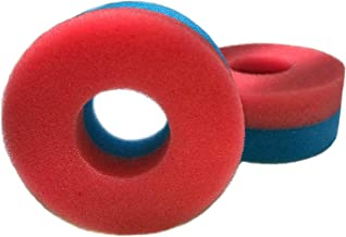 Donut Sponge | Phish Sponge | Fishman Donut Kitchen Sponge (Set of 2 Sponges). Use Donut Sponge's Super Cleaning Power to Make Your Phish Kitchen Say You Enjoy Mykitchen!