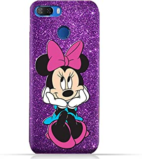 Lenovo K5 Play TPU Mobile Case with Minnie Mouse Design