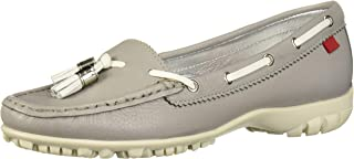 MARC JOSEPH 纽约女士皮革巴西制造春季街头高尔夫运动鞋