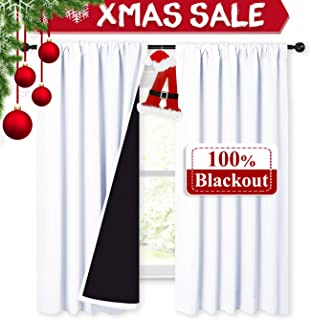 blackout cafe curtains