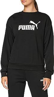 Puma 851794 Sweat-shirts Femme Cotton Black FR : XS (Taille Fabricant : XS)