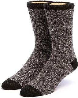 Men's Base Camp Alpaca Wool Hiking Socks