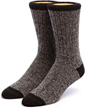 Warrior Alpaca Socks - Men's Base Camp Alpaca Wool Hiking Socks