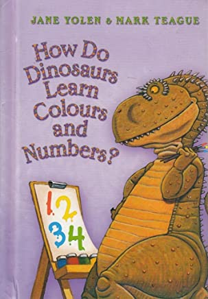 How do Dinosaurs Learn Colours and Numbers? (Cranival Series)