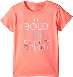 Under Armour Kids - Bold and Bright Short Sleeve Tee (Toddler)