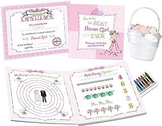 Lillian Rose Flower Girl Activity Book