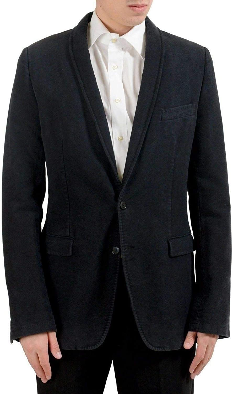 Dolce Gabbana Ranking TOP4 Men's Japan Maker New Vintage Look Two Coat Blazer Button Sport
