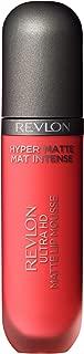 Revlon Ultra HD Lip Mousse Hyper Matte, Liquid Lipstick, Scorpion Red