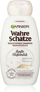 Garnier Wahre Schätze shampoo, gentle with oat milk, (6 x 250 ml)