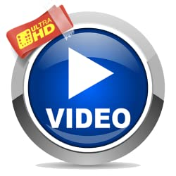 small 4K Ultra HD Blu-ray Video Player – All Formats