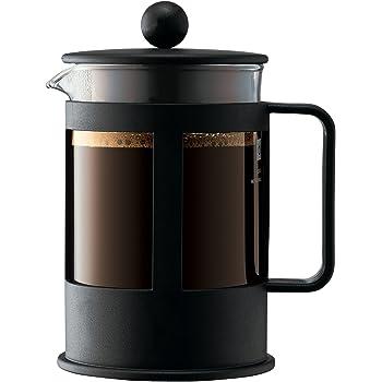 Café presse Mini PISTON Cafetière Filtre marron goût à café F//S