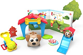Learning Resources Coding Critters - Ranger & Zip, Interactive Coding Toy, 22Piece Set, Ages 4+