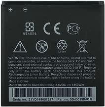 Battery BG58100 BG86100 For HTC MyTouch 4G Slide / HTC Sensation 4G G14 / HTC Radar / HTC Titan II / HTC Amaze 4G / HTC EVO 3D 1850 mAh