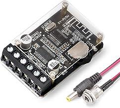 DAMGOO Audio Amplifier Board with Bluetooth 5.0, 10W 15W 20W 2.0 Dual Channel Stereo..