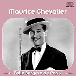 Maurice Chevalier - Folie Bergère de Paris Medley: Générique/Valentine/Rhythm of the Rain/Sing