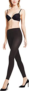 FALKE Leggings Pure Matt 100 Denier Damen schwarz blau viele weitere Farben Damenleggings blickdicht ohne Muster eng dünn und undurchsichtig zum Rock oder Kleid 1 Stück