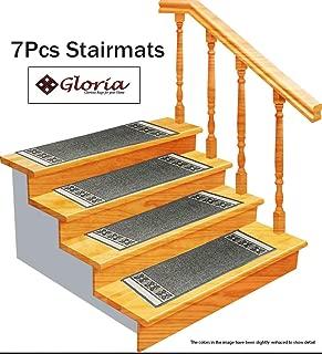 Gloria Rug Stair Treads Non Slip - Outdoor Skid Resistant Stair Tread (8.5