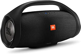 JBL Boombox – Waterproof Portable Bluetooth Speaker – Black