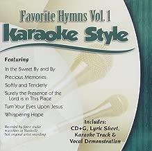 Style: Favorite Hymns, Vol. 1