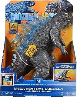 """Godzilla vs Kong 13"""" Mega Godzilla Figure with Lights & Sounds"""