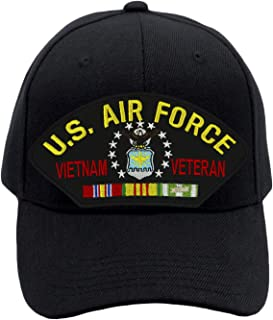 Best air force vietnam veteran caps Reviews