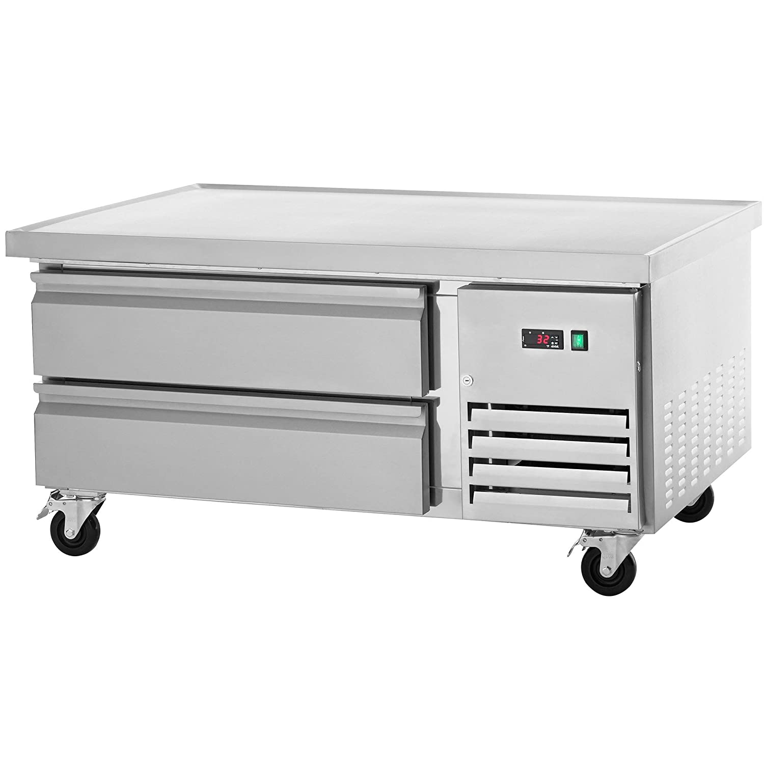 Arctic Free shipping / New Air ARCB48 50-Inch 2-Drawer 115v Chef At the price of surprise Refrigerated Base
