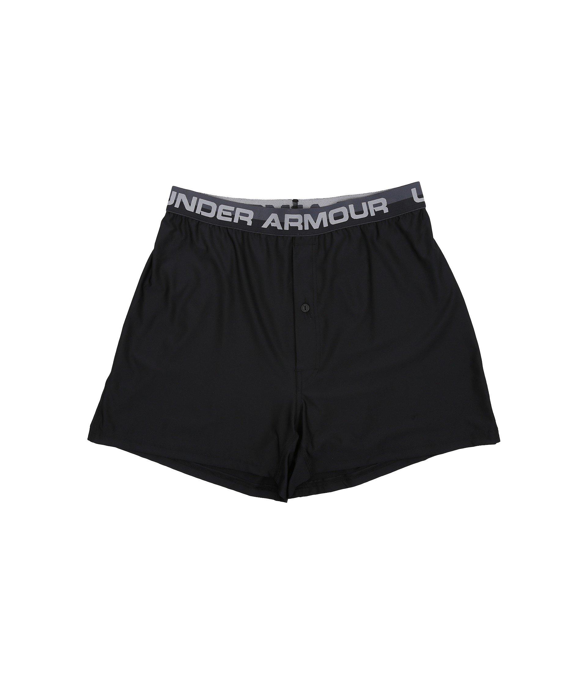 Ropa Interior para Hombre Under Armour UA Original Series Boxer Shorts  + Under Armour en VeoyCompro.net