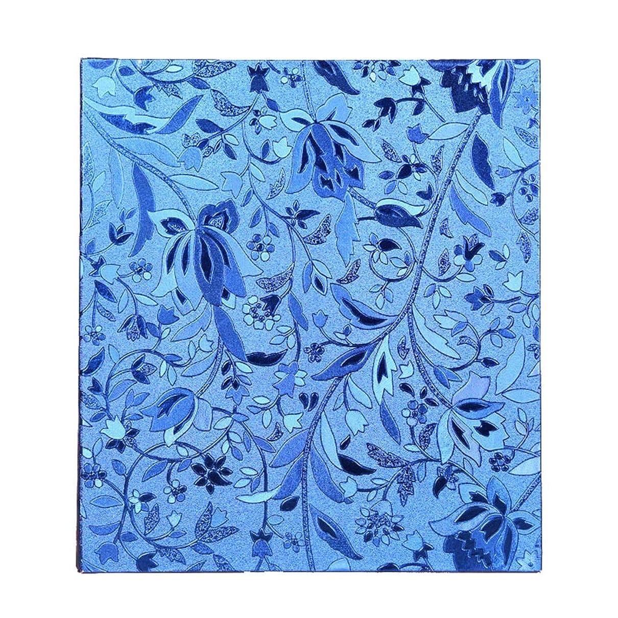 つかの間マナー脊椎記念本- フォトアルバム、7インチの写真で700の5インチと6インチのホールド、青