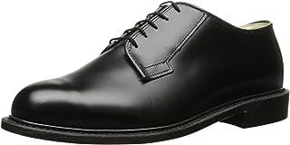 Bates Men's Navy Premier Oxford Uniform Dress Shoe