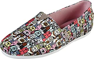 Skechers Bob's Womens Plush - Uptown Kitty Slip-On