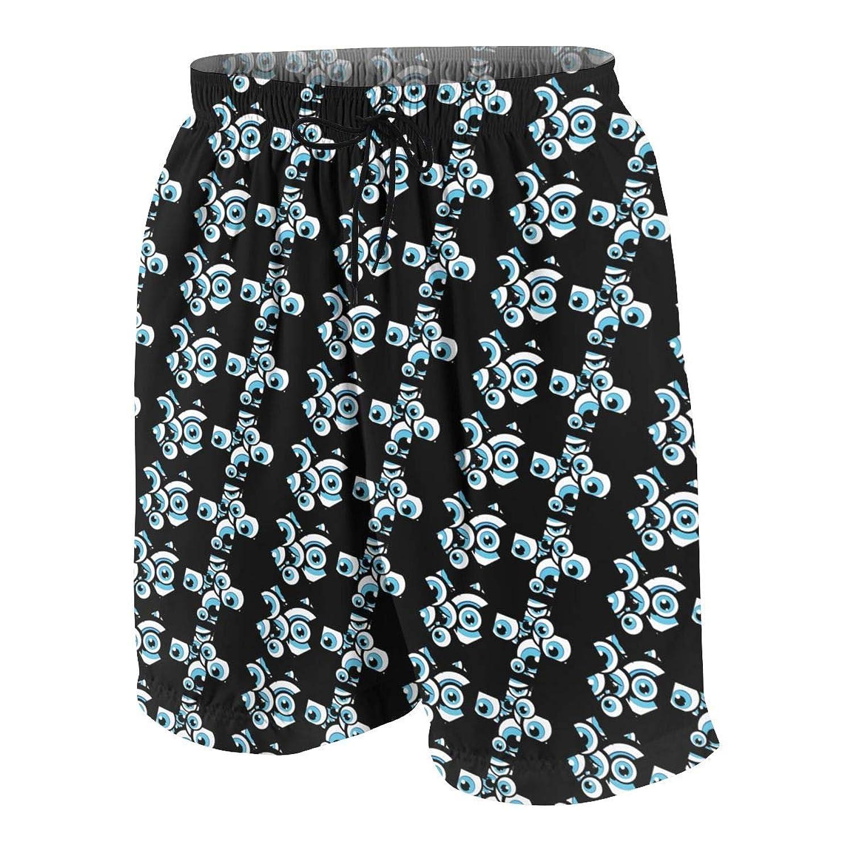ビーチパンツ マーティン?ギャリックス Martin Garrix ショートパンツ 水着 男の子 サーフパンツ 青少年 速乾 薄い 夏 スポーツ