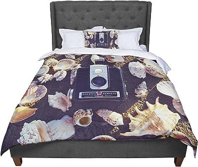 104 X 88 Cal King Comforter KESS InHouse Mandie Manzano Tell Me Stories King