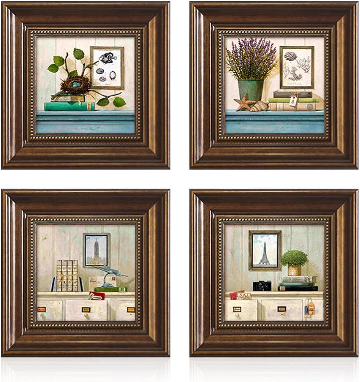 ¡no ser extrañado! Sala de EEstrella Pintura Decorativa Mural Porche Porche Porche Pintura Decorativa Simple (Color   B, Tamaño   50  50)  tienda