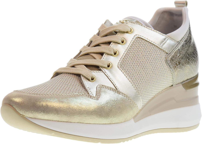 svart Giardini skor kvinna skor P907520D     446 Storlek 40 Guld  billigt online